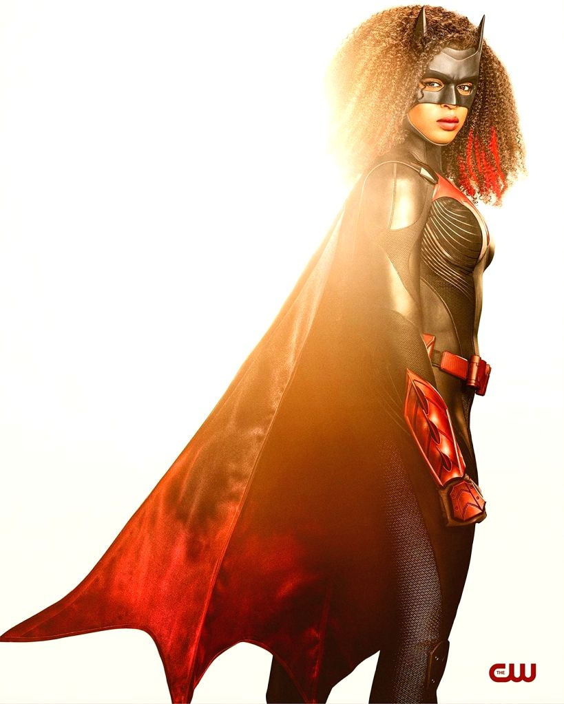 Javicia Leslie???s first look as Batwoman out.