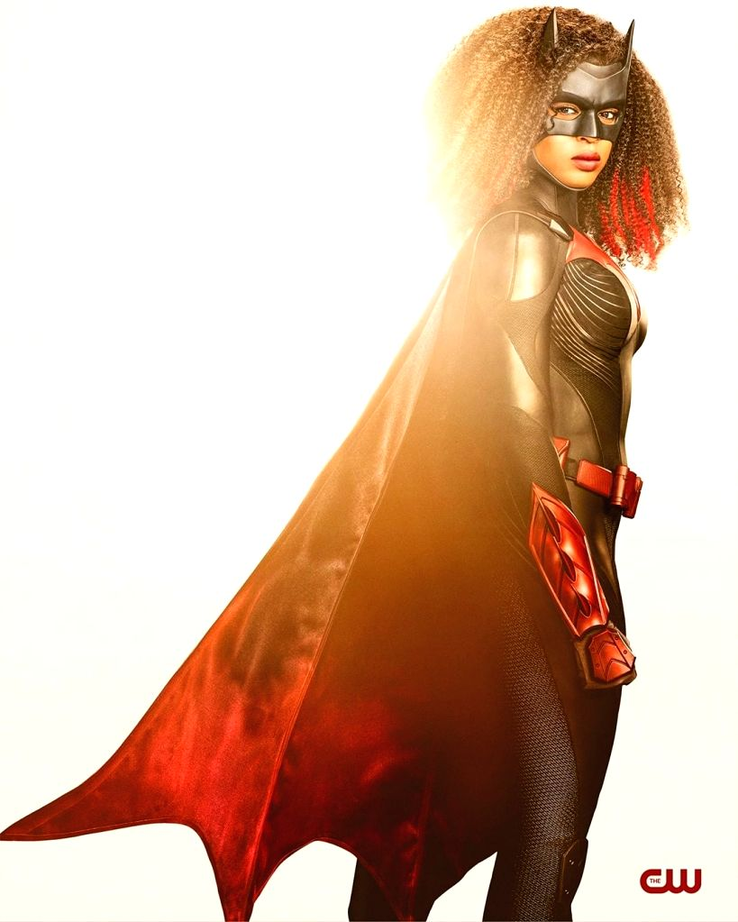 Javicia Leslie's first look as Batwoman out.