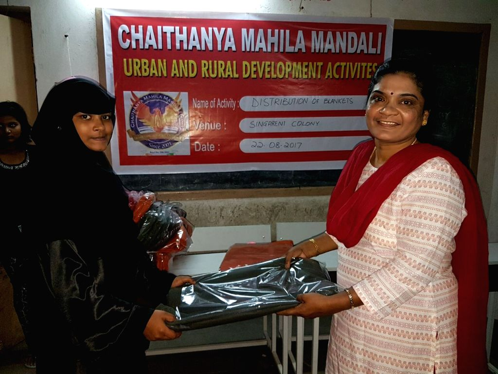 Jayamma and her organisation Chaitanya Mahila Mandali (CMM) reach out to victims who are forced into flesh trade, counsel and try to convince them that there can be a better side to their lives too