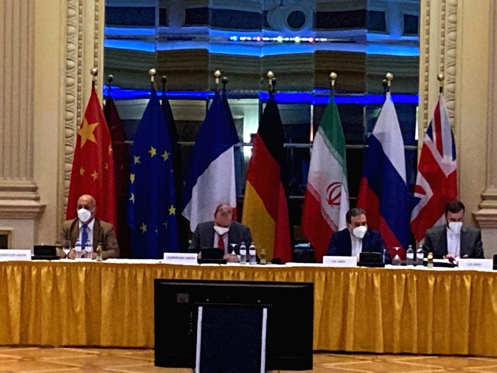 JCPOA Joint Commission in Vienna.(https://twitter.com/AlainMatton)