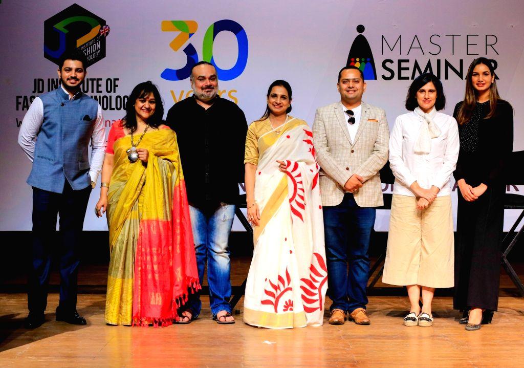 Jd Institute Of Fashion Technology Organises Master Seminar