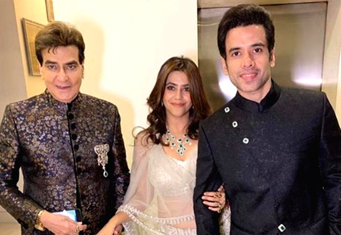 Jeetendra on son Tusshar: I was not even 1 per cent of what he is as a father.