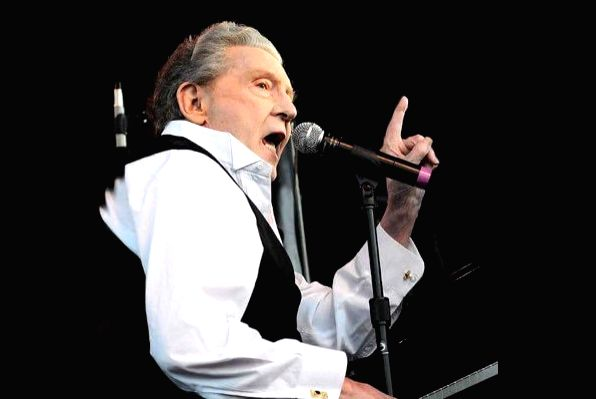 Jerry Lee Lewis.