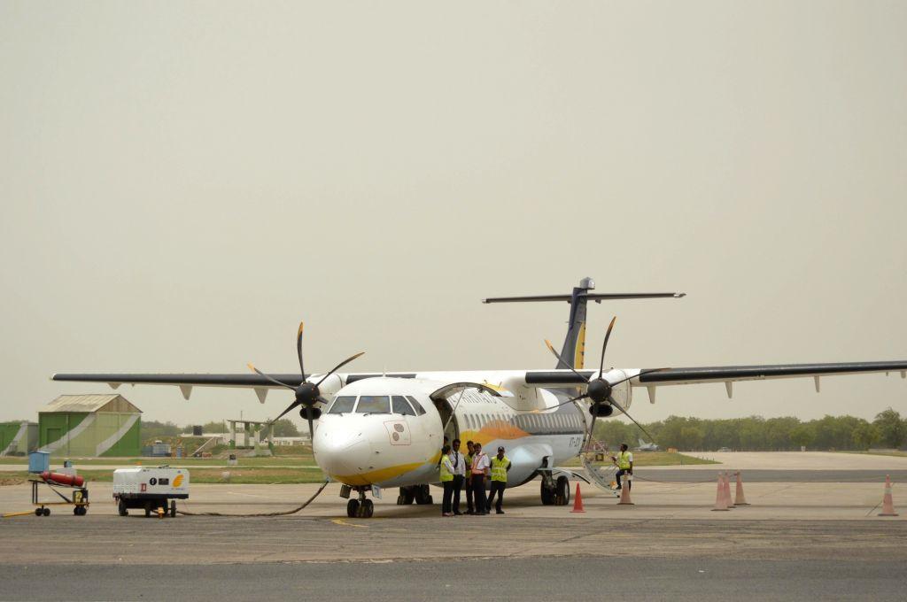 Jet Airways. (File Photo: IANS)