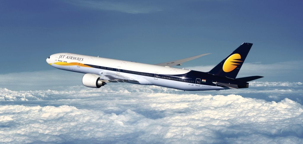 Jet Airways. (File Photo: Jet Airways)