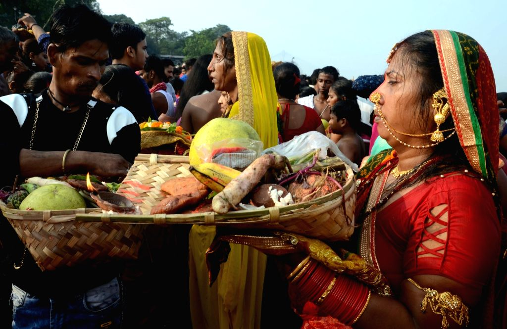 Jharkhand bans Chhath puja in public places