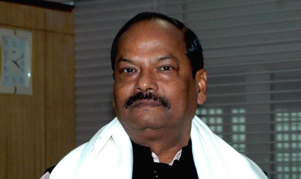 Jharkhand Chief Minister Raghubar Das. (File Photo: IANS) - Raghubar Das