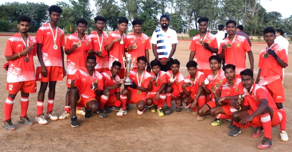 Jharkhand hockey boys overcome odds to become national champs