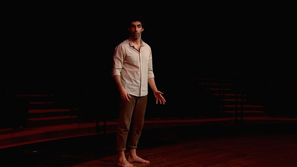Jim Sarbh to deliver a monologue in theatre production.(photo:IANSLIFE)