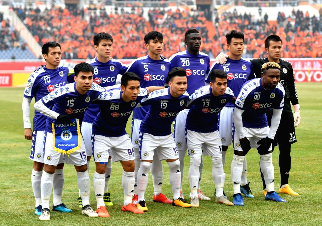 CHINA SHANDONG JINAN AFC CHAMPIONS LEAGUE PLAY OFF LUNENG