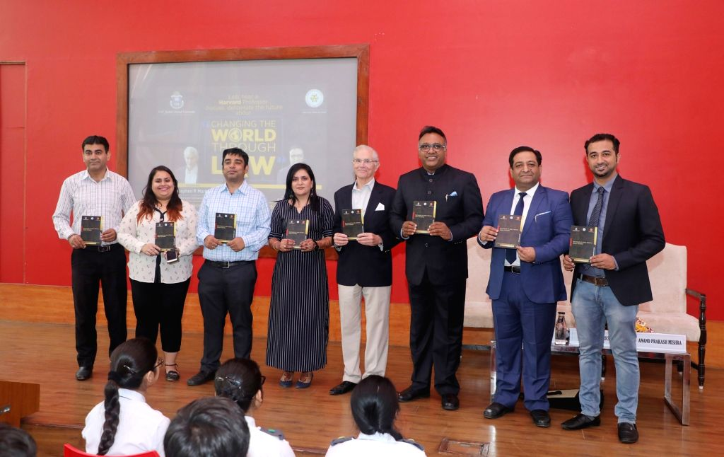 Jindal Global Law School has launched a three-year B.A. (honours) programme in legal studies, in Haryana's Sonipat on Oct 17, 2019.