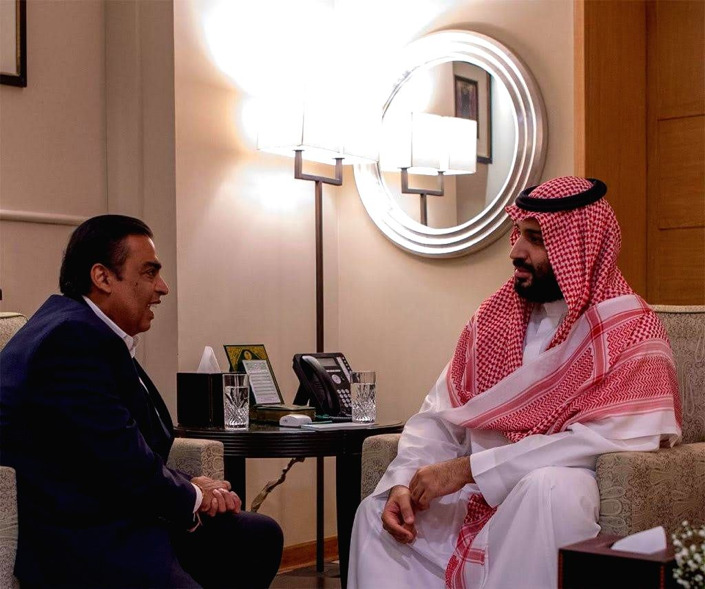 Jio to complete 25% equity dilution with Saudi fund's equity buy: Report.