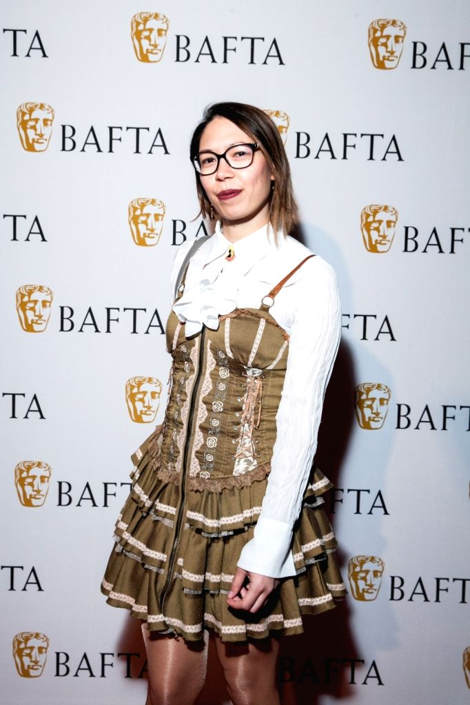 Jodie Azhar, winner of the 2016 BAFTA Breakthrough Initiative and currently games director at Teazelcat Games.
