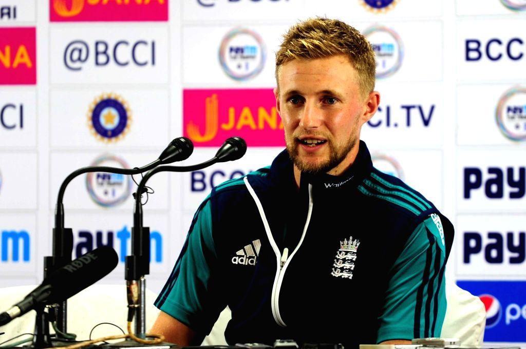 Joe Root of England. (Photo: IANS)