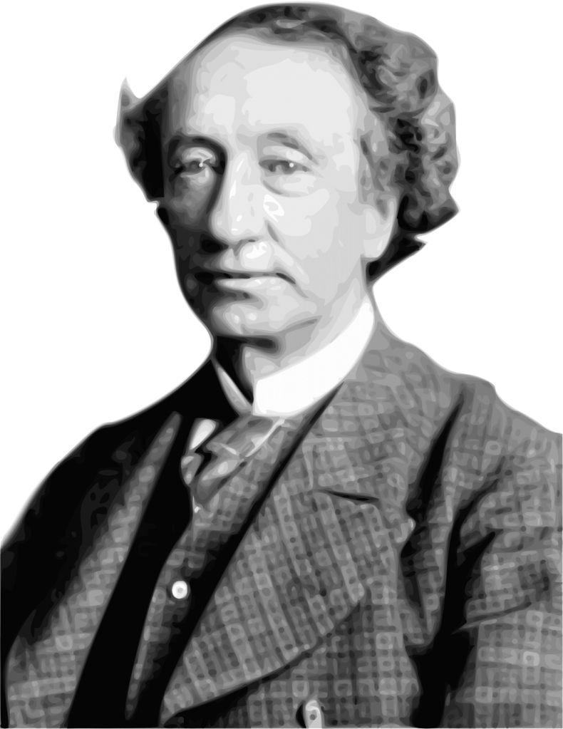John A. MacDonald.