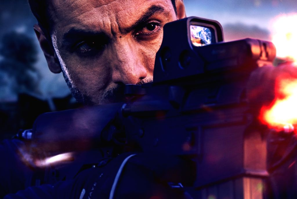 John Abraham to star in an Action Thriller - Attack. Kyta Productions and JA Entertainment present this action thriller, written and directed by debutant Lakshya Raj Anand, produced by John Abraham, Dheeraj Wadhawan and Ajay Kapoor. - John Abraham and Ajay Kapoor