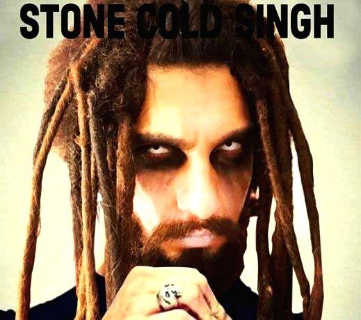 John Cena posts Ranveer's picture, calls him 'Stone Cold Singh'. - Cold Singh