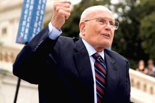 John Dingell. (Photo: Twitter/@JohnDingell)