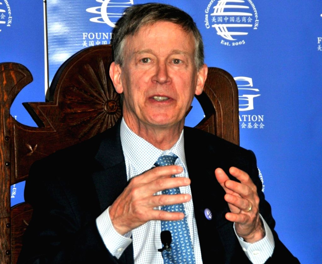 John Hickenlooper. (File Photo: IANS)
