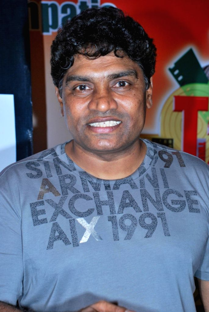 johnny lever at Kirkit premiere.