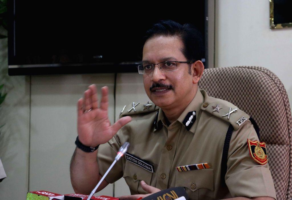 Joint Commissioner of Police (Eastern range) Satish Golcha. (File Photo: IANS)