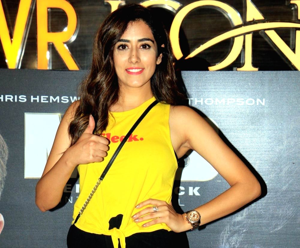 Jonita Gandhi. (File Photo: IANS) - Jonita Gandhi