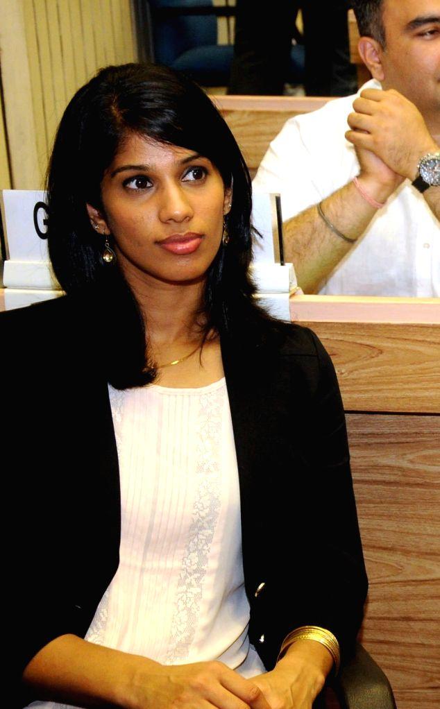 Joshna Chinappa. (File Photo: IANS)