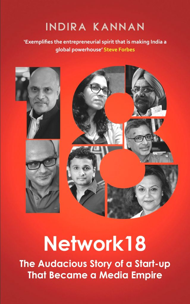 Journalist Indira Kannan\'s account of the rise of Raghav Bahl from heading a production company to a media empire and the miscalculations that lost it for him