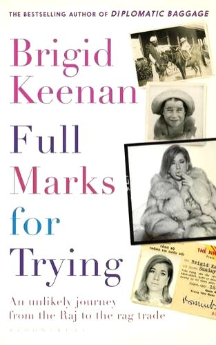 Journalist-turned-author Brigid Keenan's account of her childhood in India of the Raj and Britain of the 1950s and work as a fashion journalist in the 'Swinging Sixties'