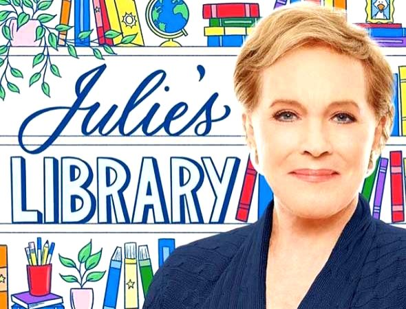 Julie Andrews to launch podcast with daughter.