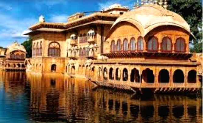 Just a short distance from Mathura lies Deeg, known for its number of forts, palaces, gardens and fountains. It was treated as a summer resort of the Jat Maharajas of Bharatpur. The Jats of Bharatpur ...