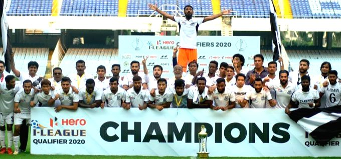 Just qualifying for I-League not a success, says Mohammedan SC's Akram.