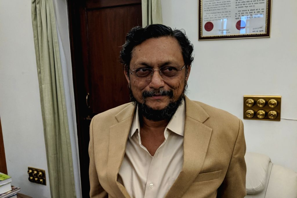 Justice Sharad Arvind Bobde. (File Photo: IANS)