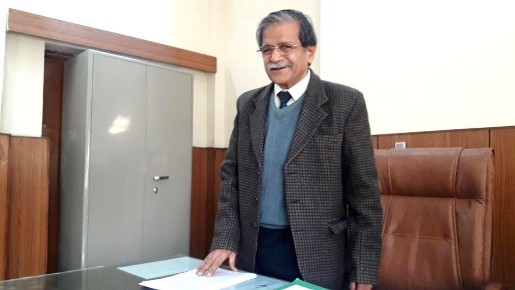 Justice SN Dhingra. (Photo: Sanjeev Kumar Singh Chauhan/IANS)
