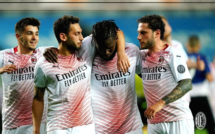 Juventus, Milan seal Champions League spots.