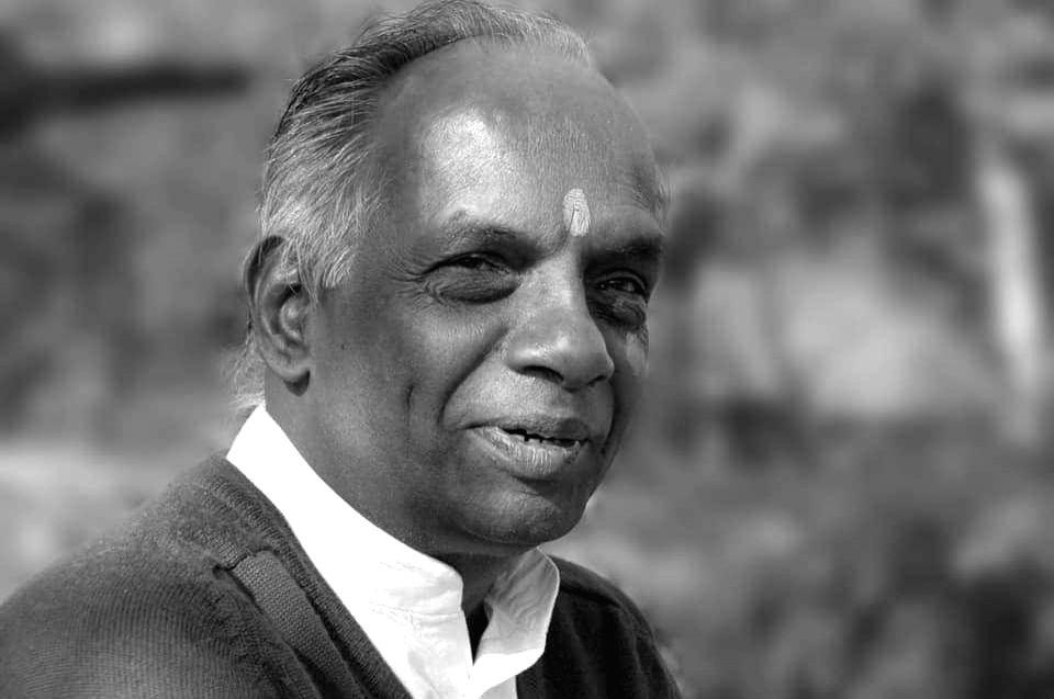 K.N. Govindacharya.