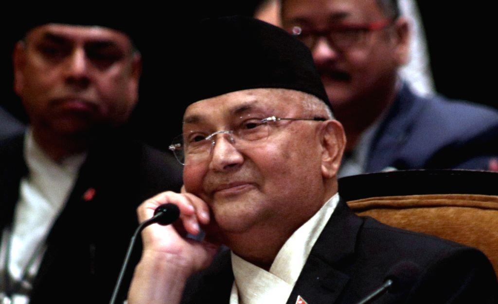 K.P. Sharma Oli. (File Photo: IANS) - P. Sharma Oli
