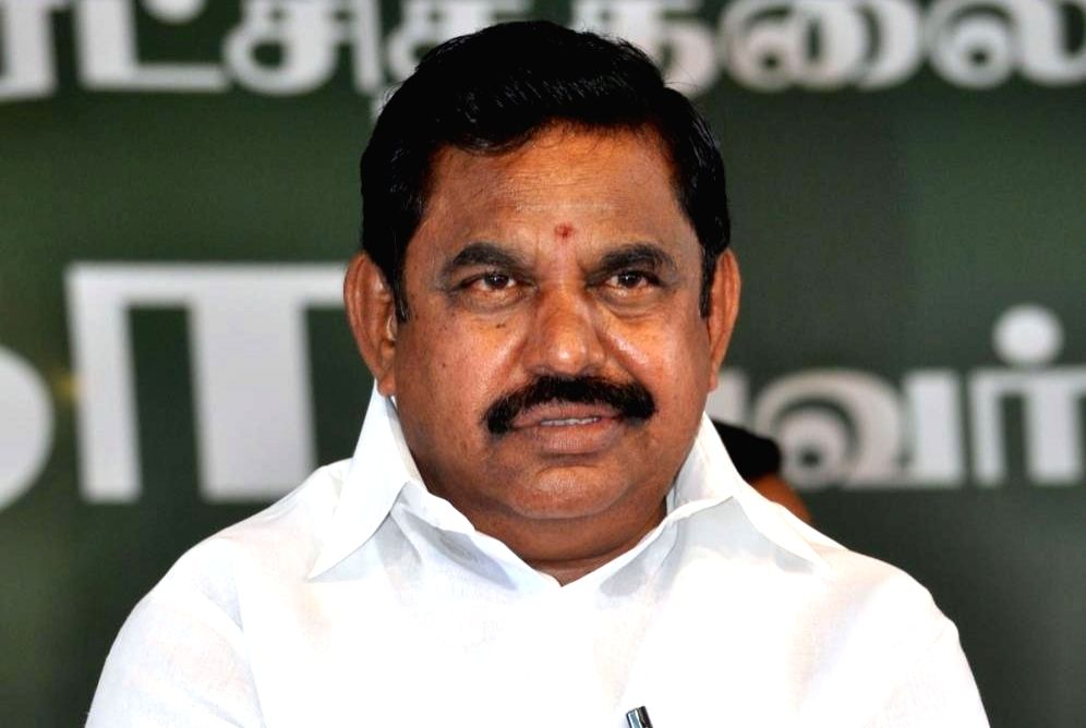 K. Palaniswami. (File Photo: IANS)