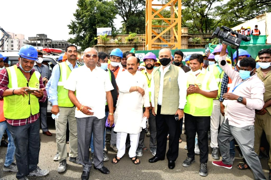 K'taka CM fixes deadline for completion of Metro 2 phase in Bengaluru.