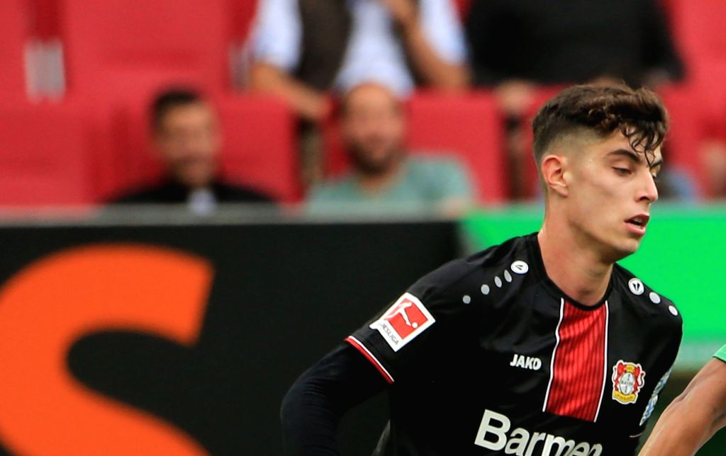 Kai Havertz,