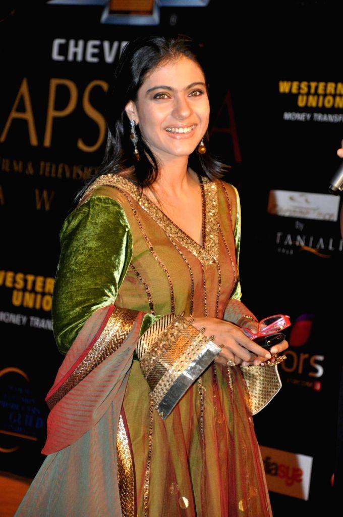Kajol at Apsara Awards in Chitrakot Grounds. - Kajol