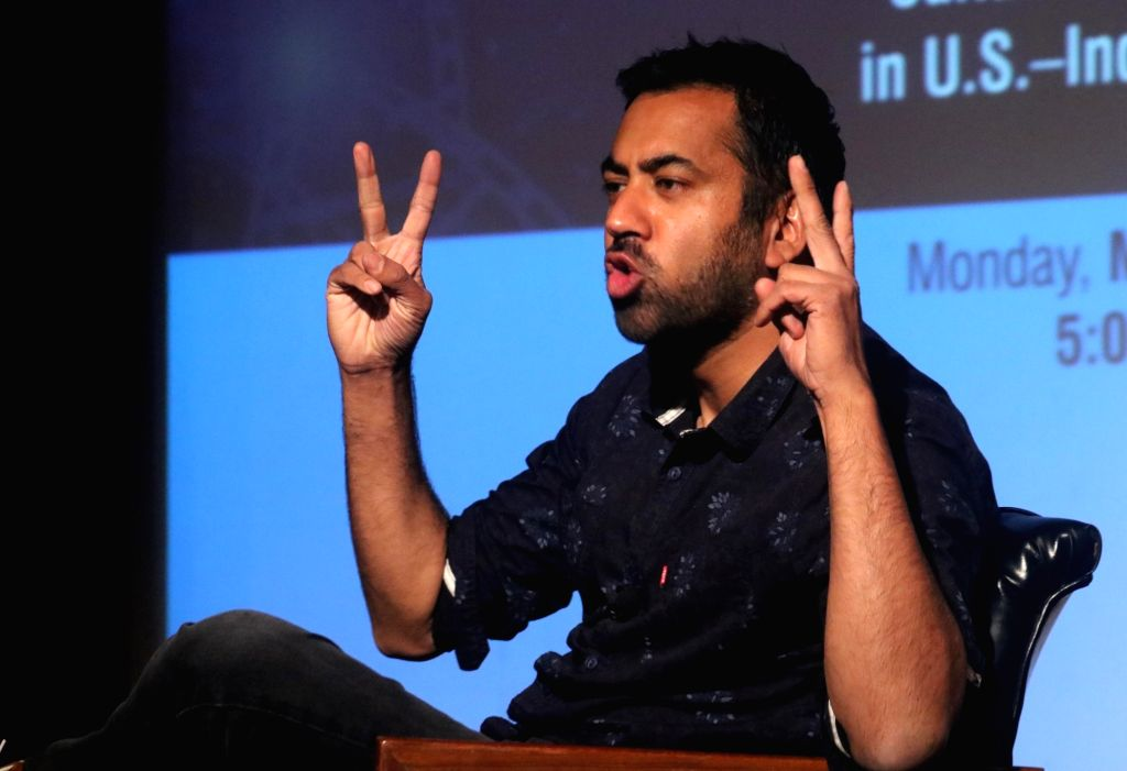 Kal Penn relates to a mongoose!