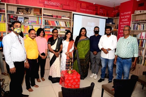 Kalinga Literary Festival, British Council host 'Five Films For Freedom