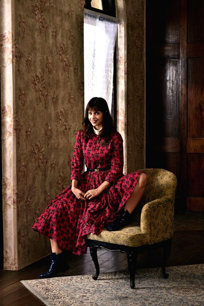 Kalki Koechlin redefines fashion as the face for the new Label By Ritu Kumar AW?16 campaign - Ritu Kumar A