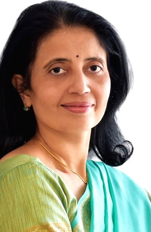 Kalpana Sampat.(photo:Twitter)