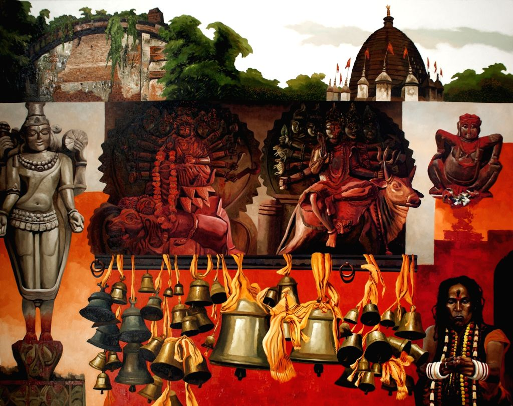 Kamakhya by Sanjay Bhattacharya