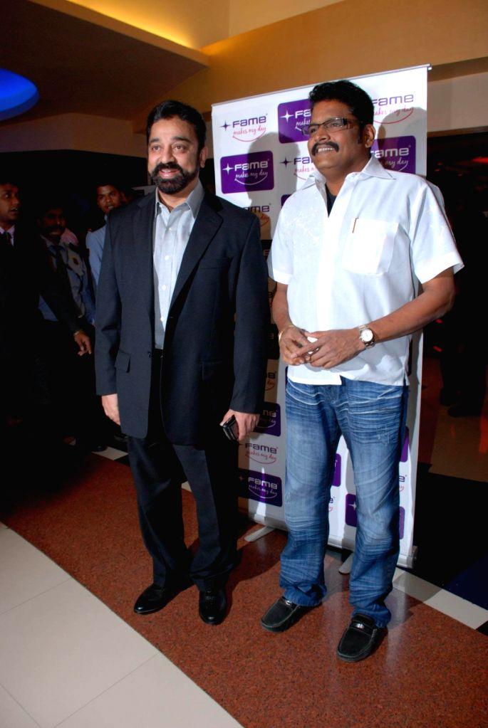 Kamal Haasan at the release of Hindi Version of Dashavatar.