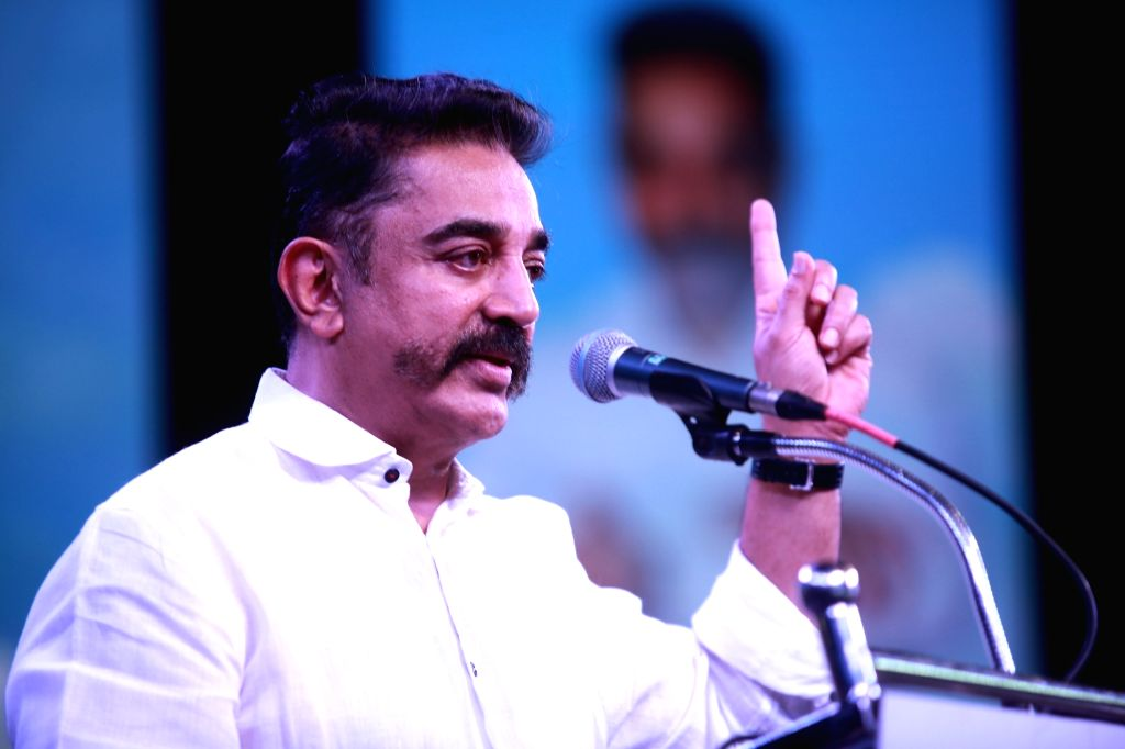 Kamal Haasan. (Photo: IANS)