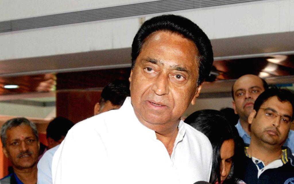 Kamal Nath. (File Photo: IANS) - Kamal Nath