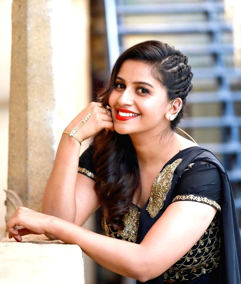 Kannada TV Anchor